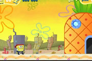 لعبة سبونج بوب Spongebob Dutcmanas Dash game
